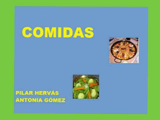 Comidas by pilitoninas primitivas