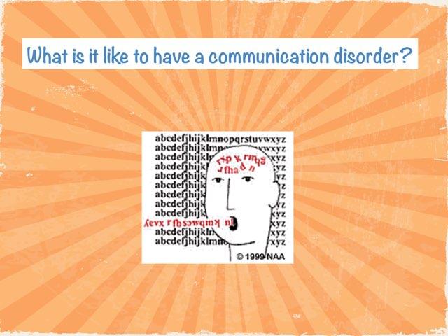 Communication by Amanda Madsen