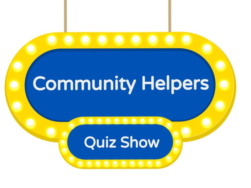 Community Helpers Review by Jenna Campbell