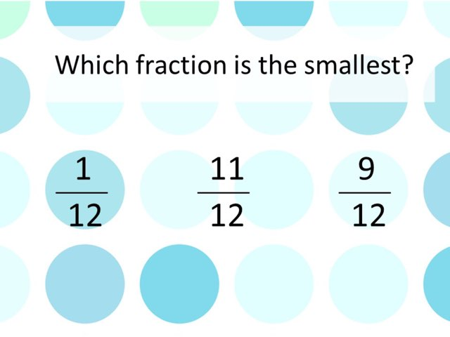 Comparing Fractions by Amber Hyde