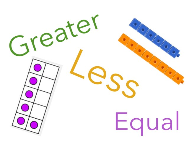 Comparing Numbers by Lauren Kallail