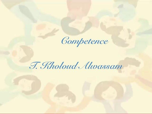 Competency by Teacher Looda