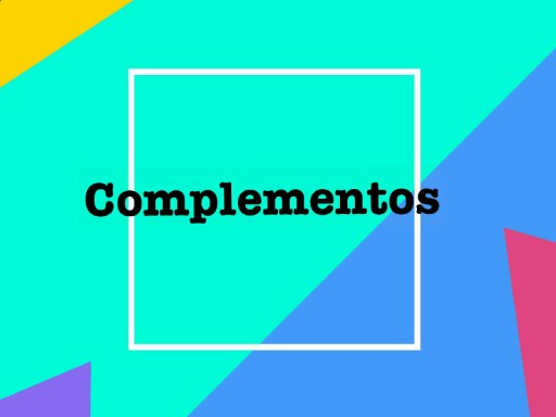 Complementos by Valentina  Cholakis