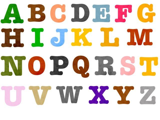 Complete O Alfabeto by Maysa Oliveira