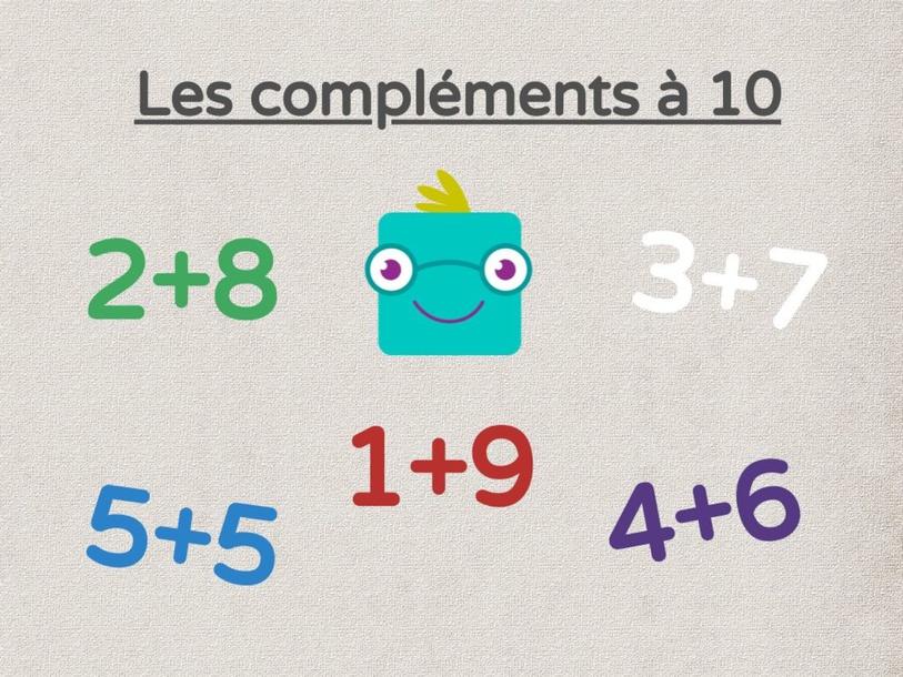 Compléments à 10 by UPE2A Prades