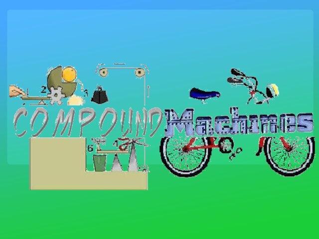 Compound Machine by Nicolas cervantes