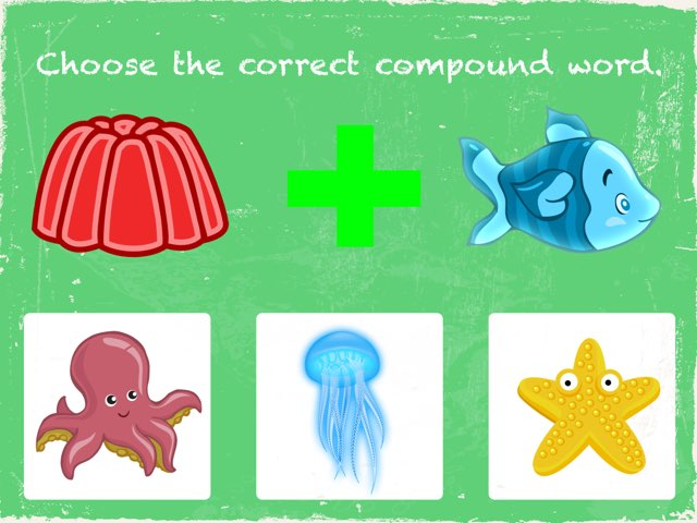 Compound Words by Holly Kesson