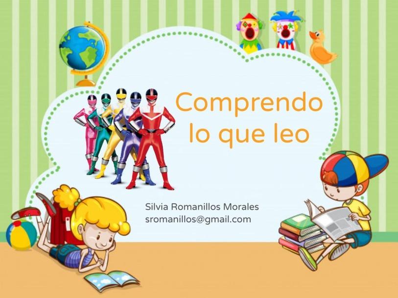 Comprendo lo que leo. Sílabas directas. by Silvia Romanillos