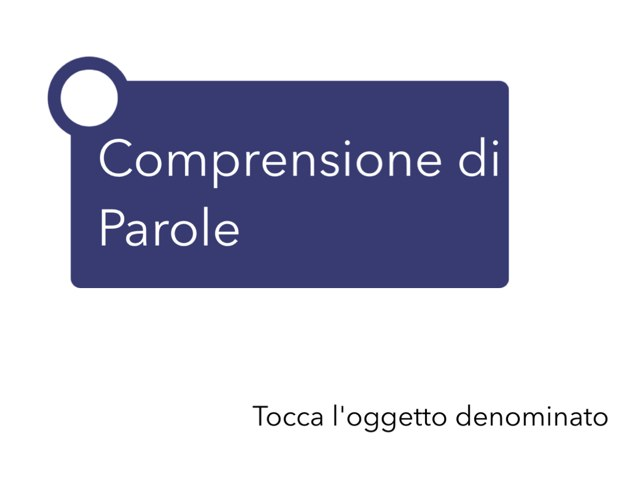 Comprensione Parole by Giuseppe Lucchese