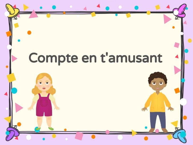 Compte en t'amusant  by Groupe LMN