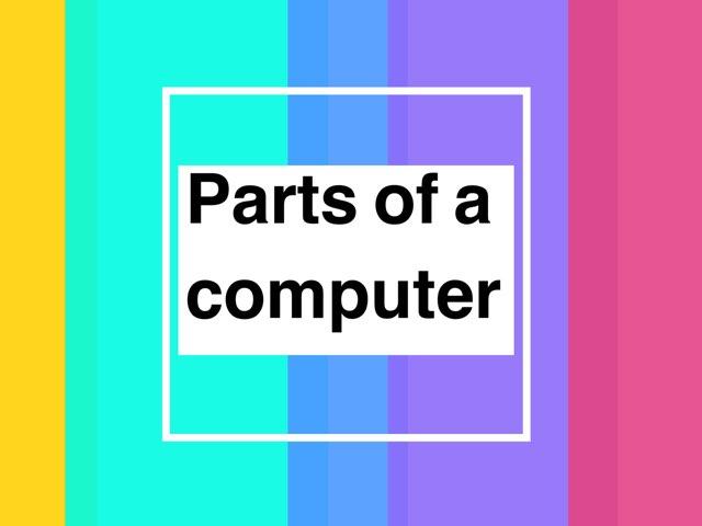 Computer Game by Jill Krumm