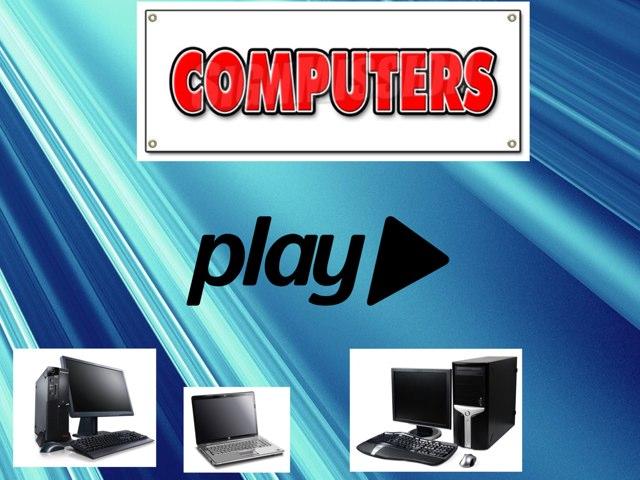 Computer Game by Gabbi Thirdan