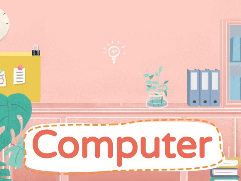 Computer by Teacher NES