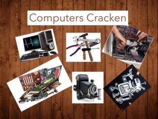 Computers Cracken by Pauline maas