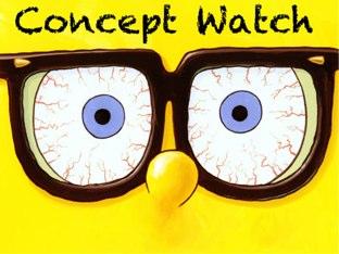 Concept Watch by Bonnie Bear