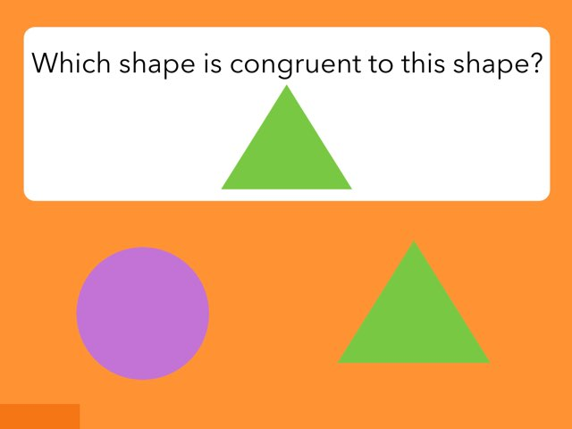 Congruent Shapes by Abby Kitson