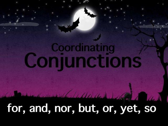 Conjunctions by Jennifer