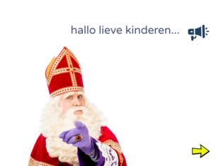 Constructiemateriaal Sinterklaas by Wietske Bosman