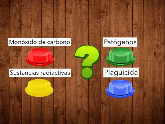 Contaminantes  by Ignacio  Ávila García