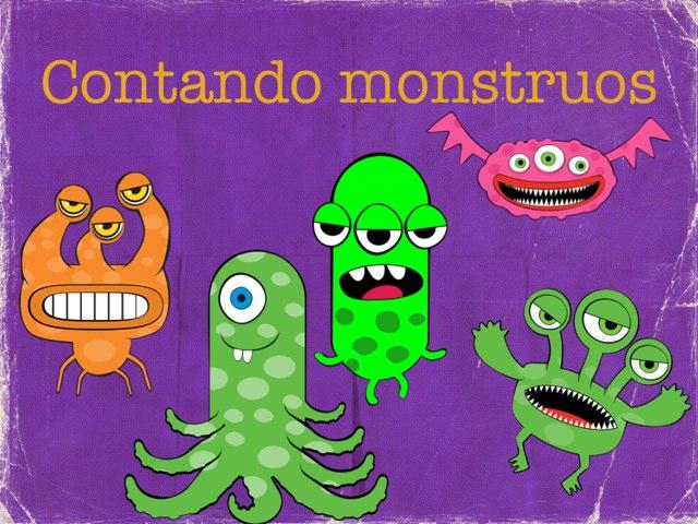 Contando Monstruos by Alicia Romero