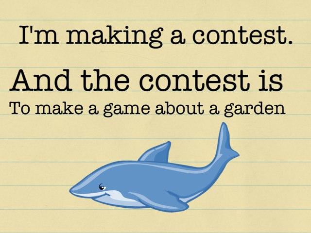 Contest by Makenzie Mathews