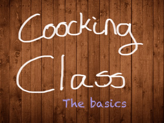 Coocking Class by Ralph van Hattem