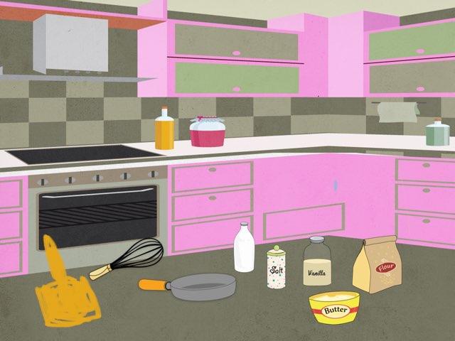 Cook by Jennifer Lamont