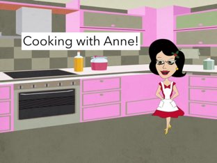 Cooking With Anne by Emily Hyde