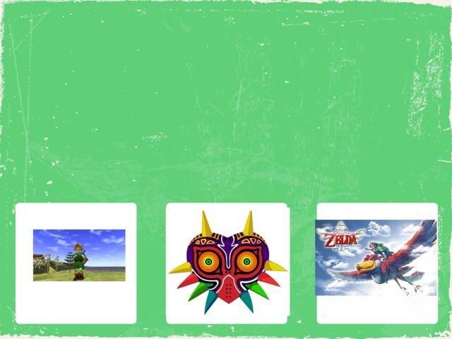 Cool Zelda Game by Ann nizi