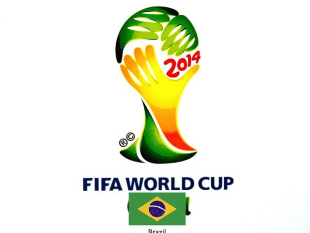 Copa Do Mundo No Brasil 2014 by Gorete Bittencourt