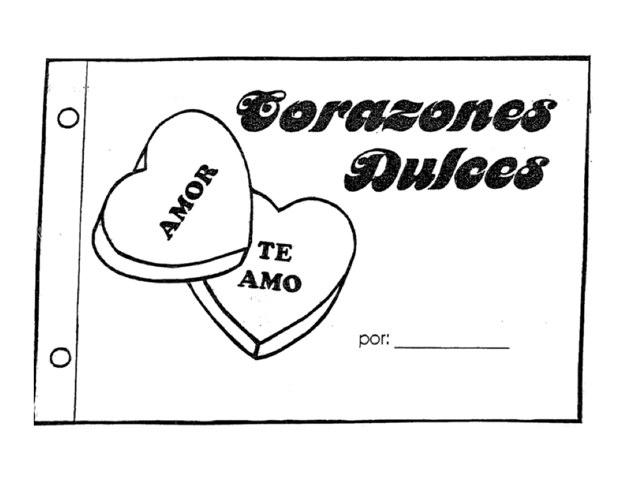 Corazones dulces by Allison Shuda