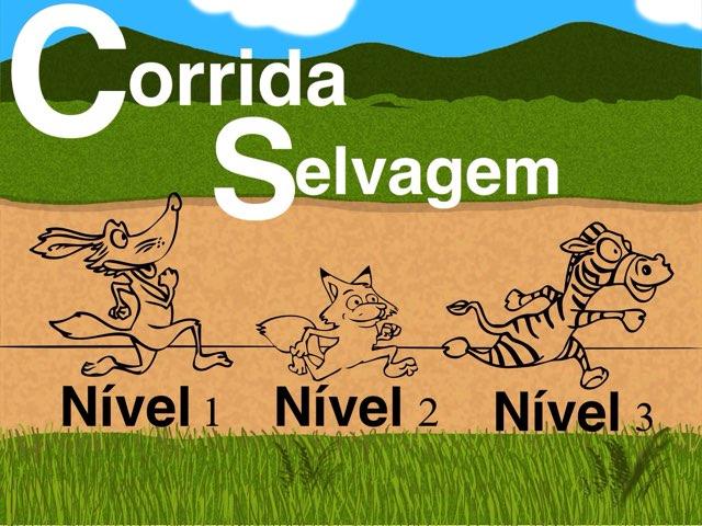 Corrida Selvagem  by Paula  Sacomano