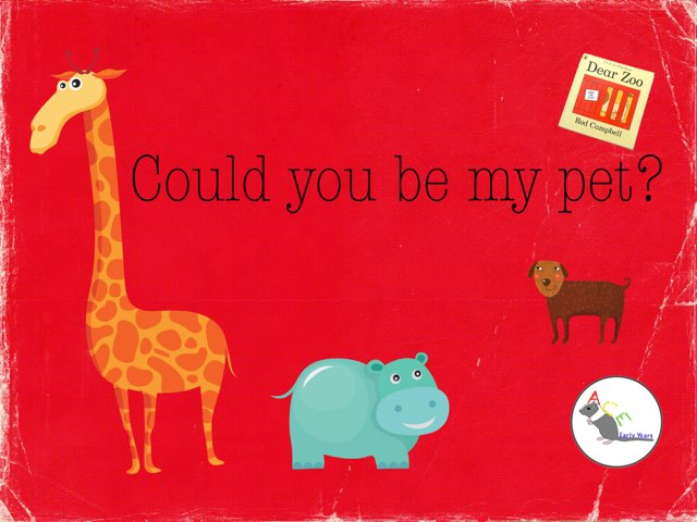 Could You Be My Pet? by Ace Early Years