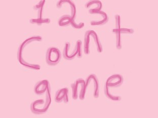 Count Game 123 by Nada Alalawi
