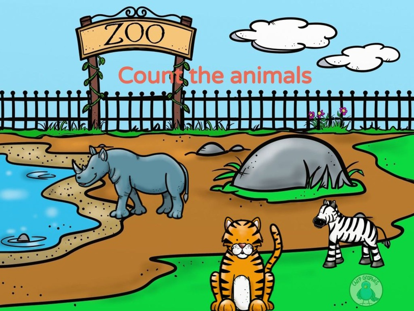 Count the animals by Jane