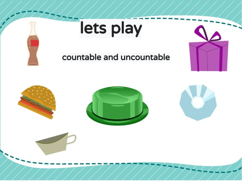 Countable and  uncountable  by FUN COOL