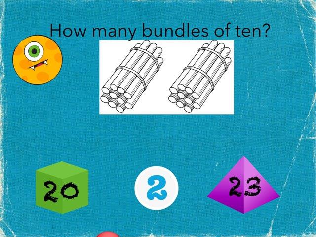 Counting Bundles Of Ten by Renee fletcher