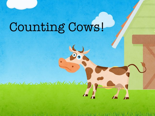 Counting Cows! by Jelynn Smith