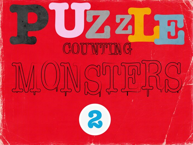 Counting Monsters 2 by umhj hjmbj