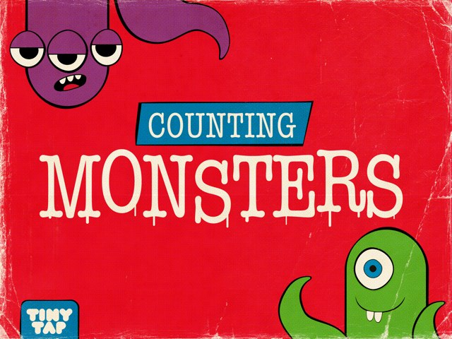 Counting Monsters by Tiny Tap