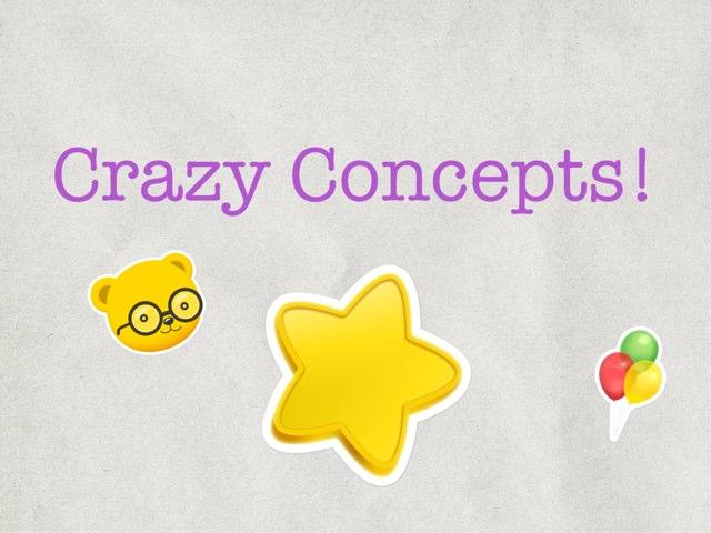 Crazy Concepts! by Nikki Samuel