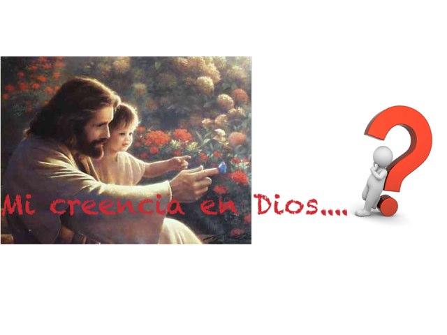 Creencia En Dios by Arnau Rocher Jorda