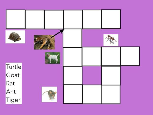 Crossword2 by Linda Lonergan