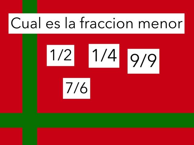 Cual Es La Fraccion Menor by Jose Lledó Domingo