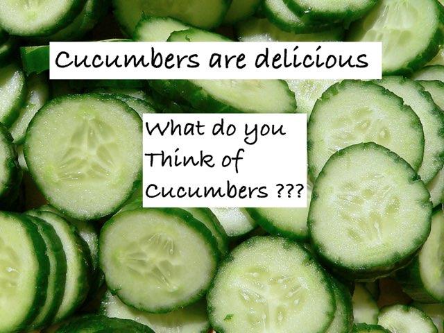 Cucumbers by Vinicius Gois Daneli Ren