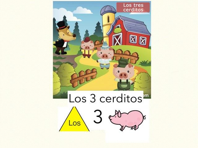 Cuento Con Pictogramas. Los 3 Cerditos by Haide Rivas
