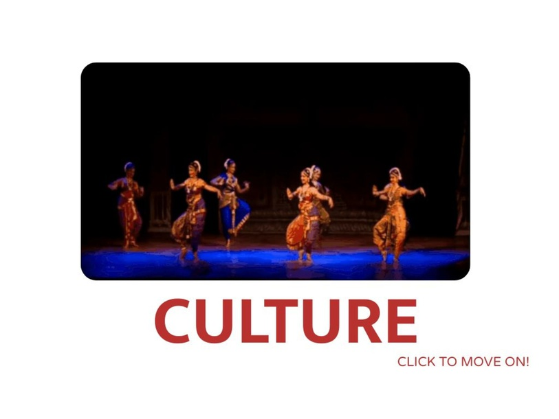 Culture! by Maddie rose
