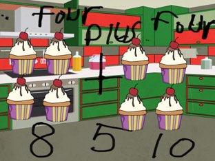 Cupcake Math by Elm  Elementary