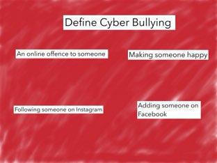 Cyber Bullying by TJ Tan