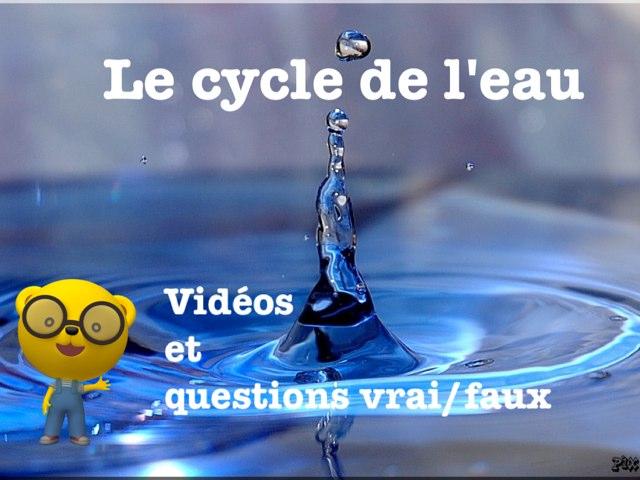 Cycle De L'eau by Alice Turpin